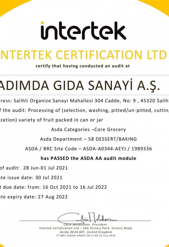 sertifika 51