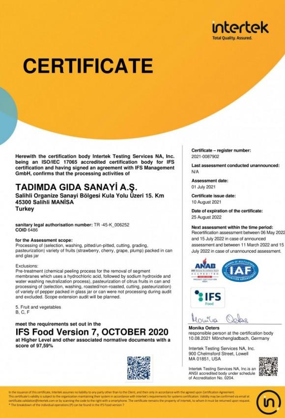 sertifika 48